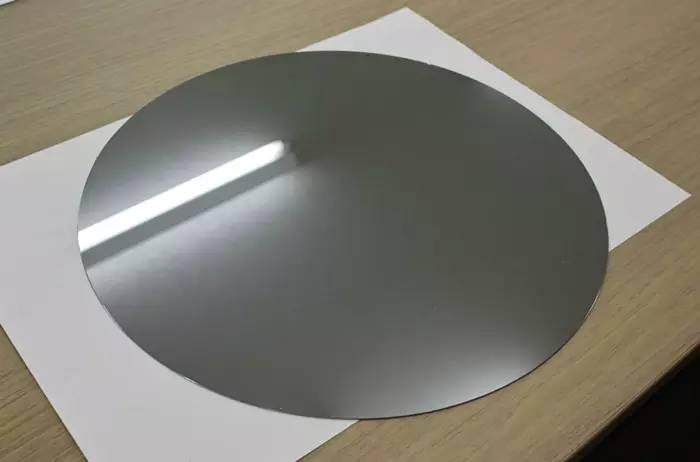 研磨硅圆片